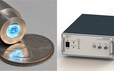 IC2Selected for 2nd Contract to Extend Shear Stress Sensing to Two Dimensions