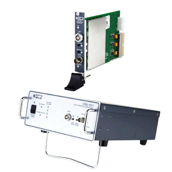 pxi and rack mounted control unit